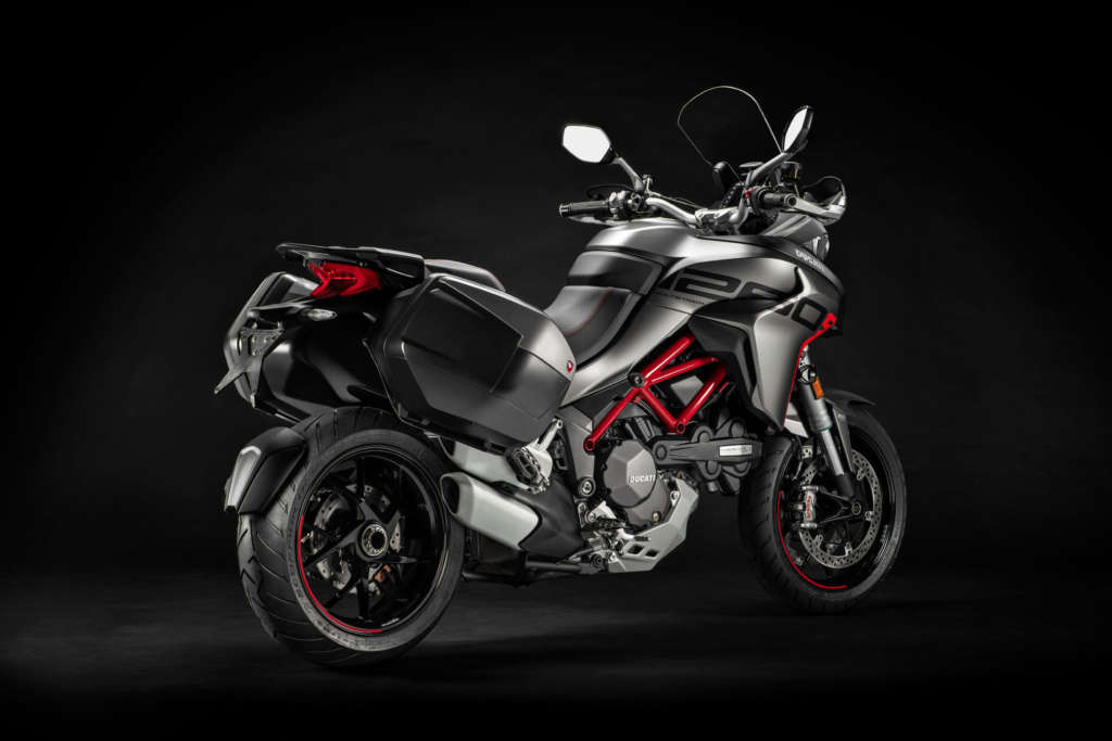 2020 Ducati Multistrada 1260S Grand Tour
