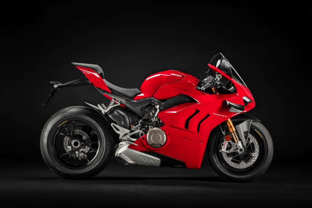 2020 Ducati Panigale V4s Guide Total Motorcycle
