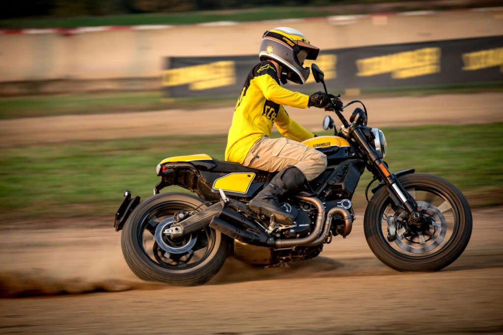 2020 Ducati Scrambler Full Throttle