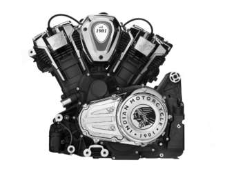 2020 Indian PowerPlus Engine