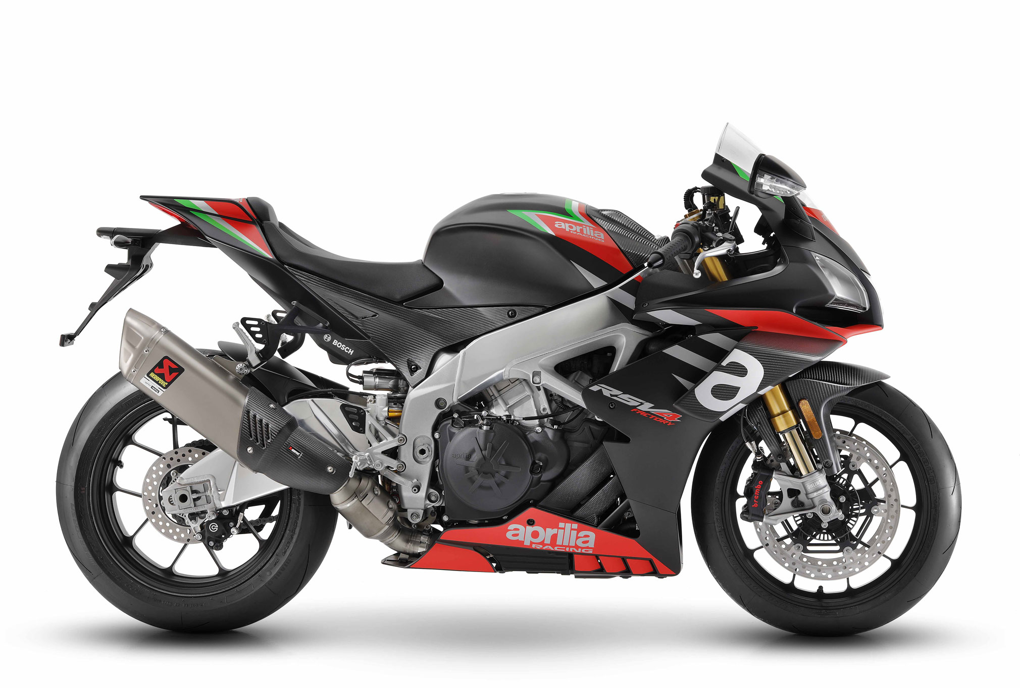 2020 Aprilia RSV4 1100 Factory Guide • Total Motorcycle
