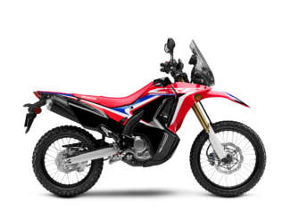 2020 Honda CRF250L Rally ABS