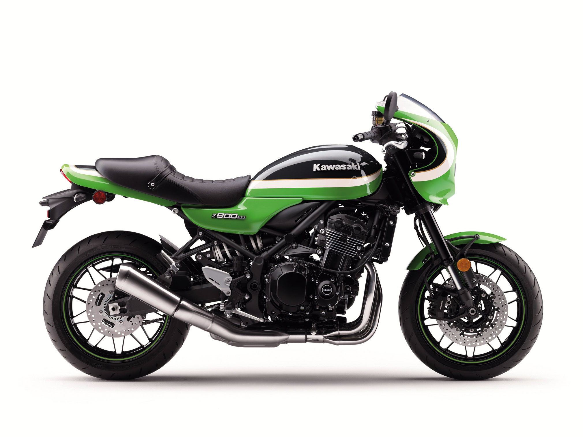 2020 Kawasaki Z900RS Cafe Guide • Total Motorcycle