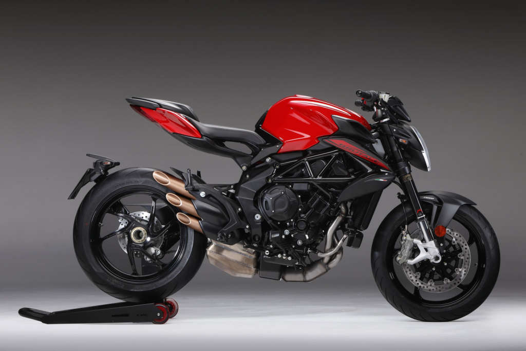 2020 MV Agusta Brutale 800 Rosso