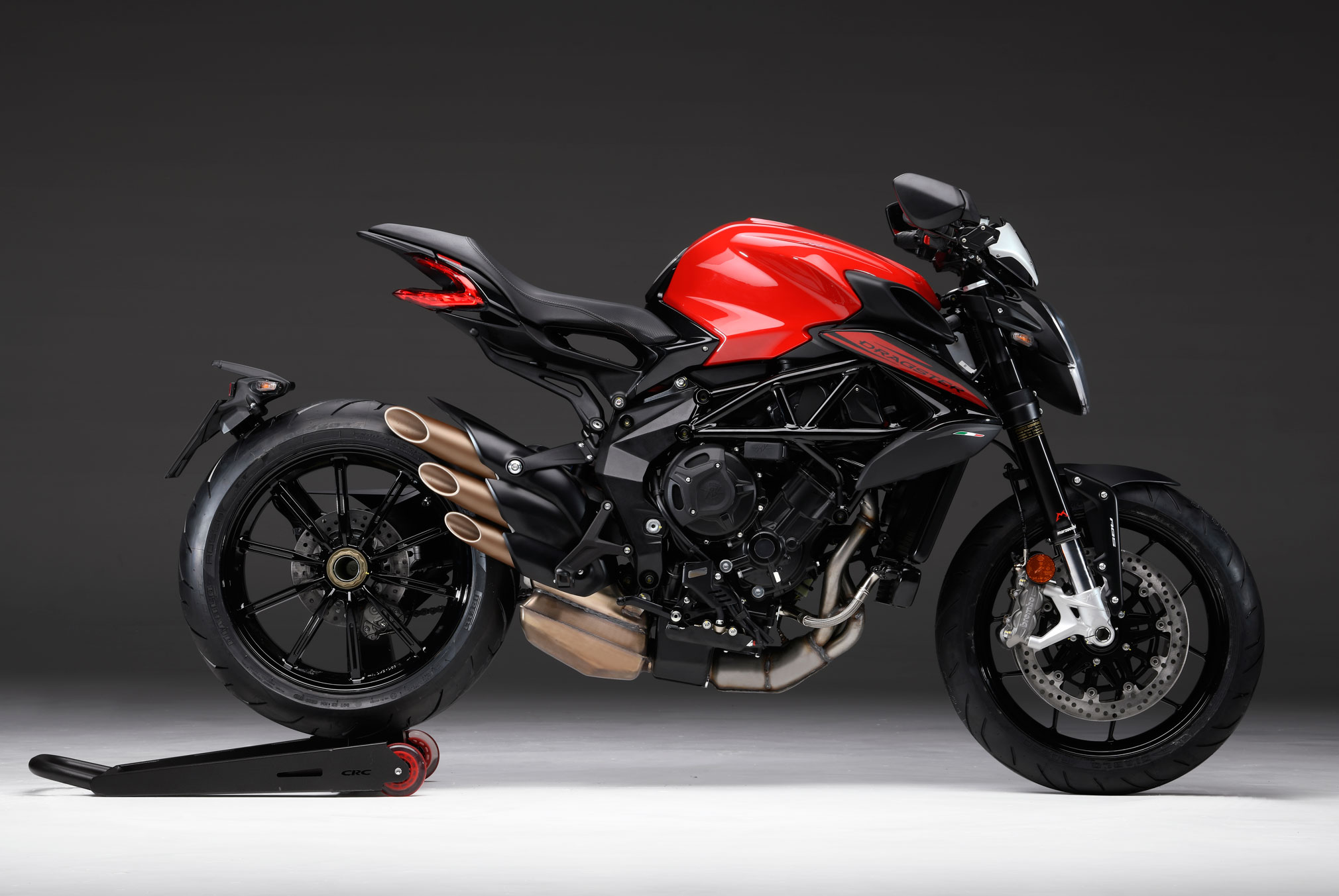 2020 MV Agusta Dragster 800 Rosso Guide • Total Motorcycle