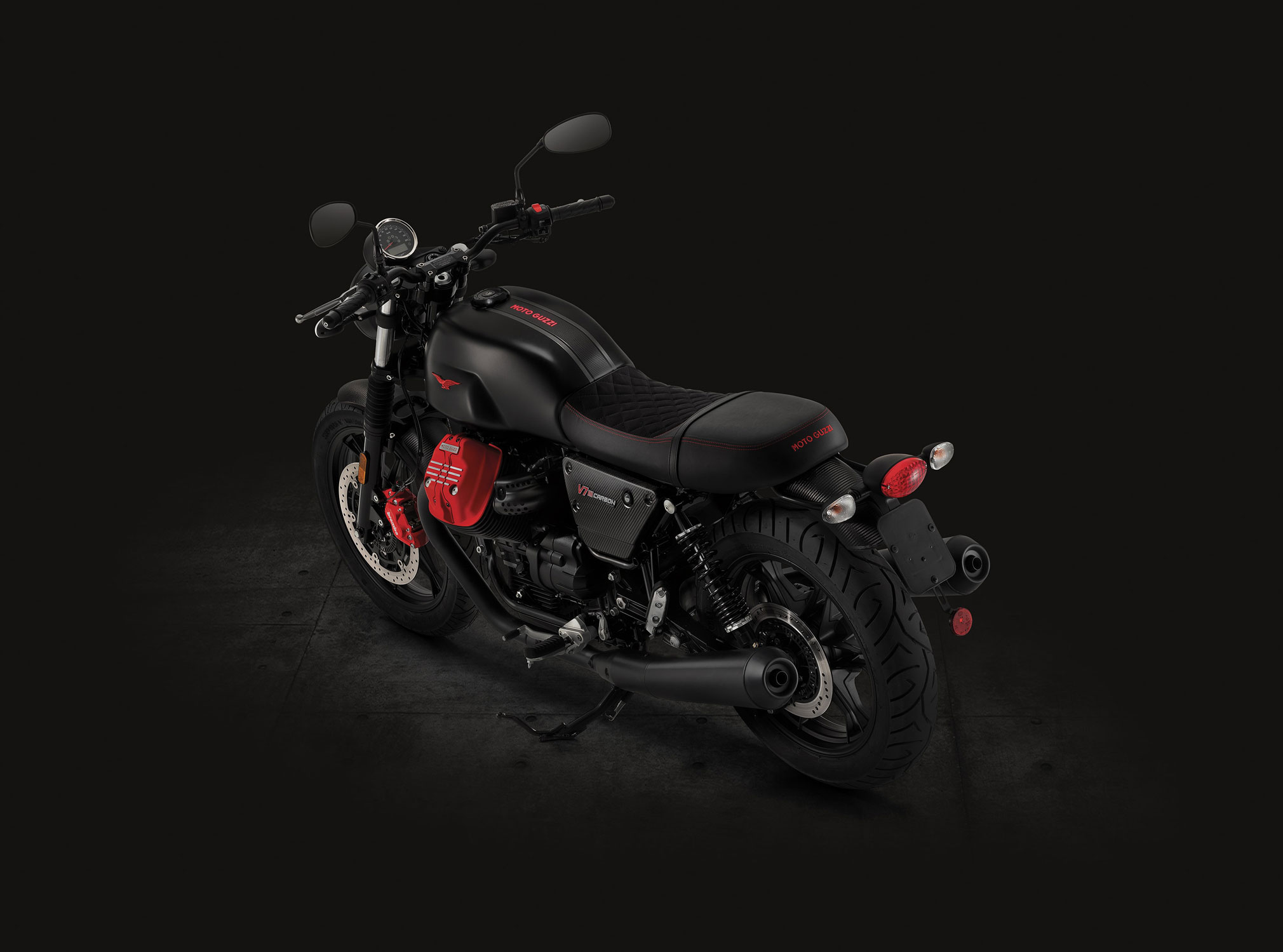 2020 Moto Guzzi V7 III Carbon Guide • Total Motorcycle