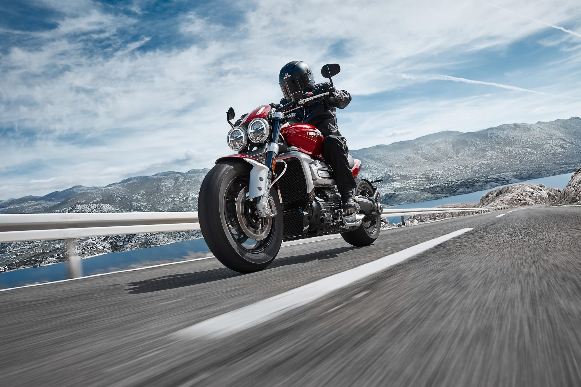 2020 Triumph Rocket 3r Guide Total Motorcycle