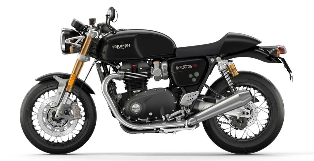 2020 Triumph Thruxton 1200RS