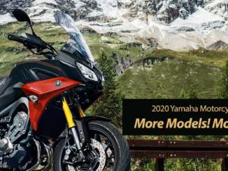 2020 Yamaha Motorcycles: More Models! More Excitement!