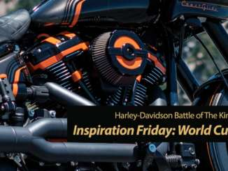 Harley-Davidson Battle of the Kings 2019 Winner