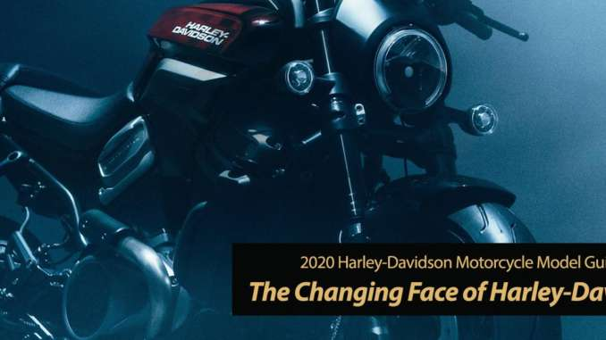 The Changing Face of Harley-Davidson: Shocking New Models