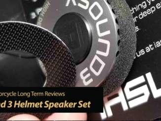 iASUS XSound 3 Helmet Speaker Set
