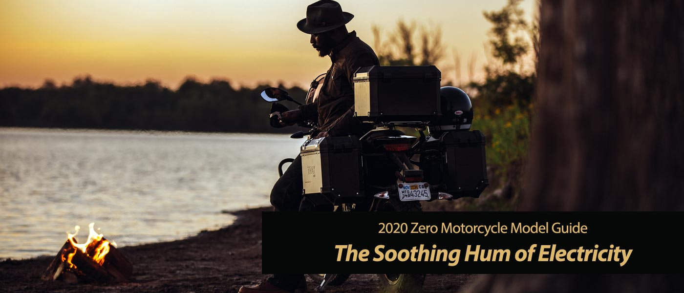 2020 Zero Motorcycles: The Soothing Hum of Electricity