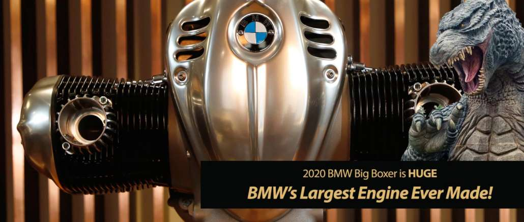 BMWs biggest engine ever made