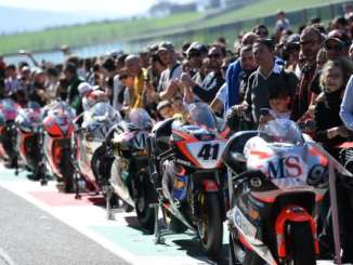 APRILIA ALL STARS 2020 MOTORCYCLE FESTIVAL