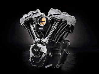2020 Harley-Davidson Screamin' Eagle Milwaukee-Eight 131 Engine