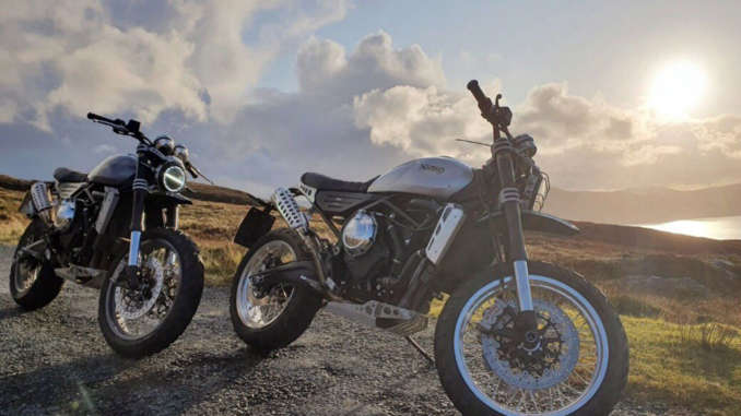 2020 Norton Atlas Ranger