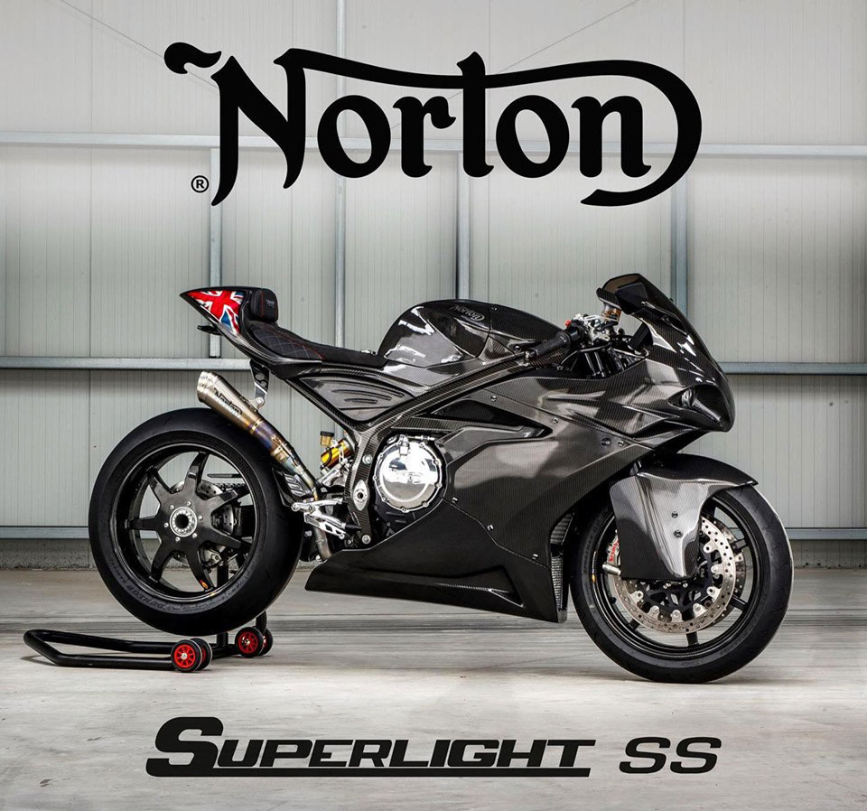 2020 Norton Superlight SS