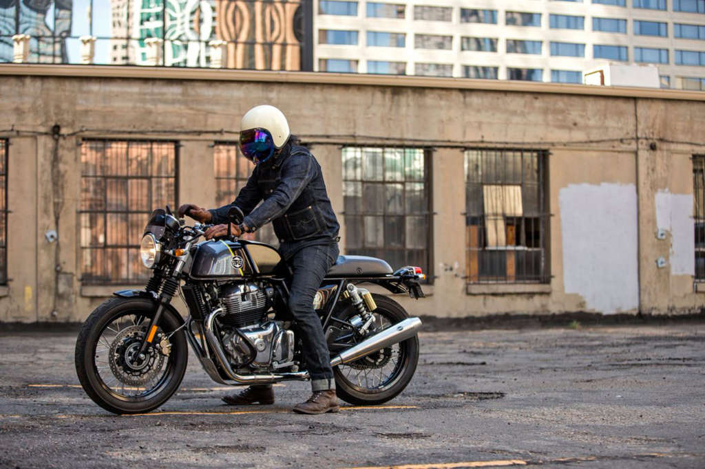 2020 Royal Enfield Continental GT 650