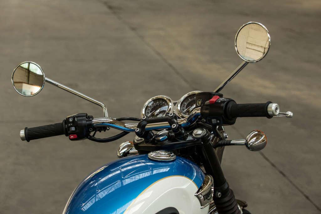 2020 Triumph Bonneville T100