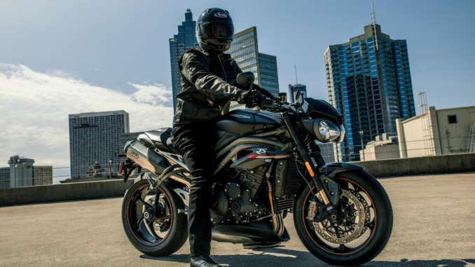 2020 Triumph Speed Triple Rs Guide Total Motorcycle