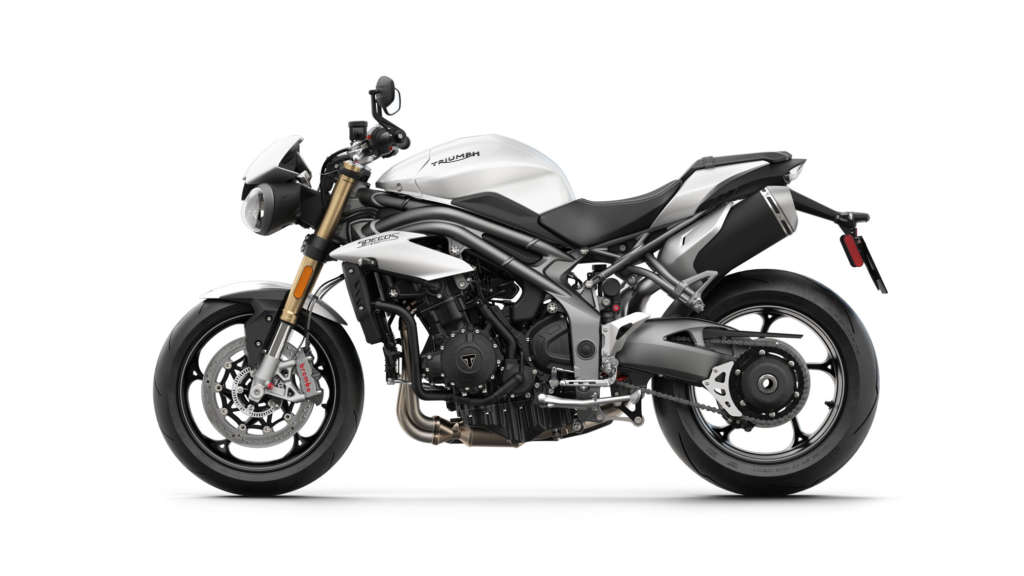 2020 Triumph Speed Triple S