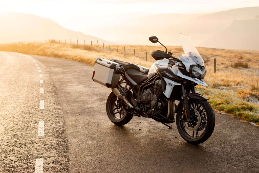 2020 Triumph Tiger 1200 Alpine Edition Guide