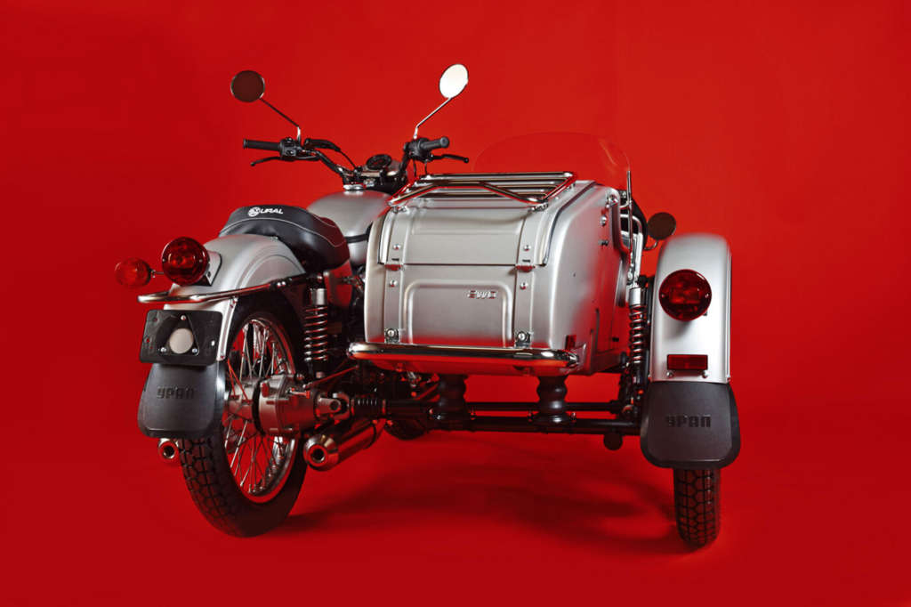 2020 URAL FRWL From Russia With Love