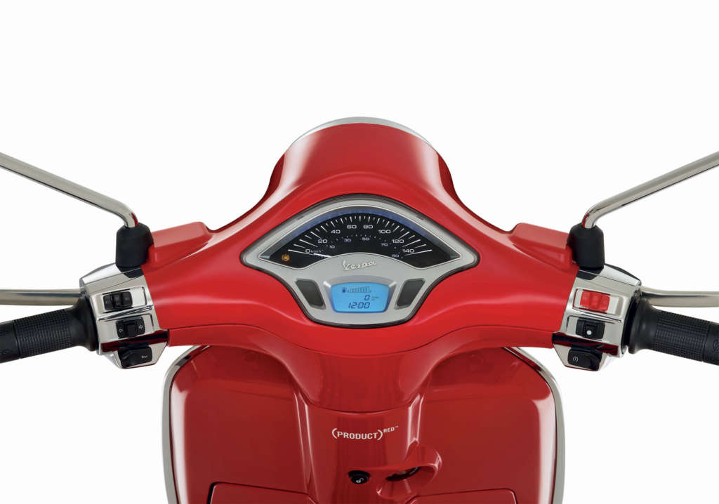 2020 Vespa Primavera 125 RED
