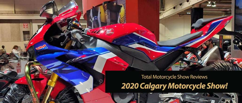 Exclusive Coverage: 2020 Calgary Motorcycle Show