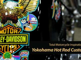 Inspiration Friday: Yokohama Hot Rod Custom Show with Harley-Davidson