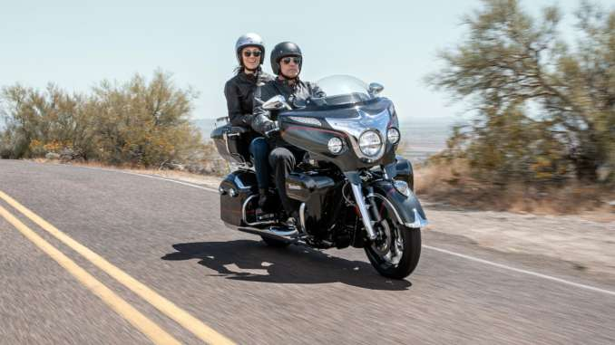 2020 Indian Roadmaster Elite Limited Edition