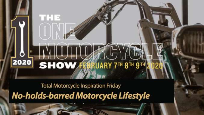 Inspiration Friday 11 The Moto Show