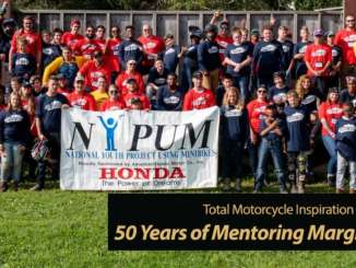 Inspiration Friday: Mentoring Marginalized Youth on Minibikes for 50 years
