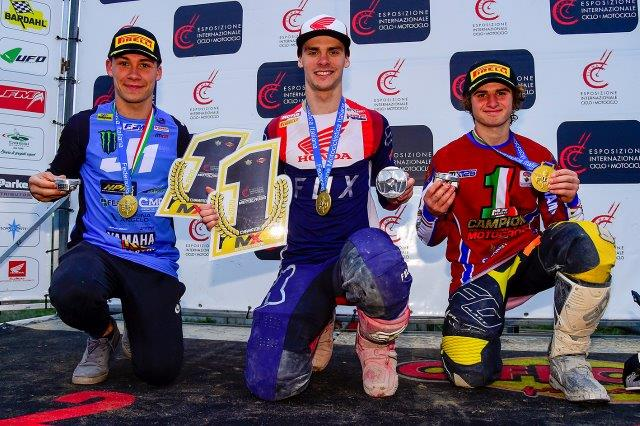 Vertex Pistons inaugurated 2020 by winning all four titles of the Internazionali d'Italia