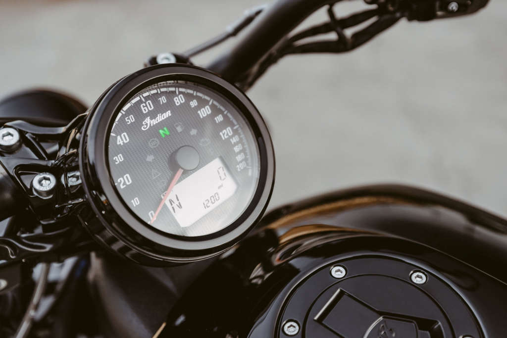 2020 Indian Scout Bobber Sixty