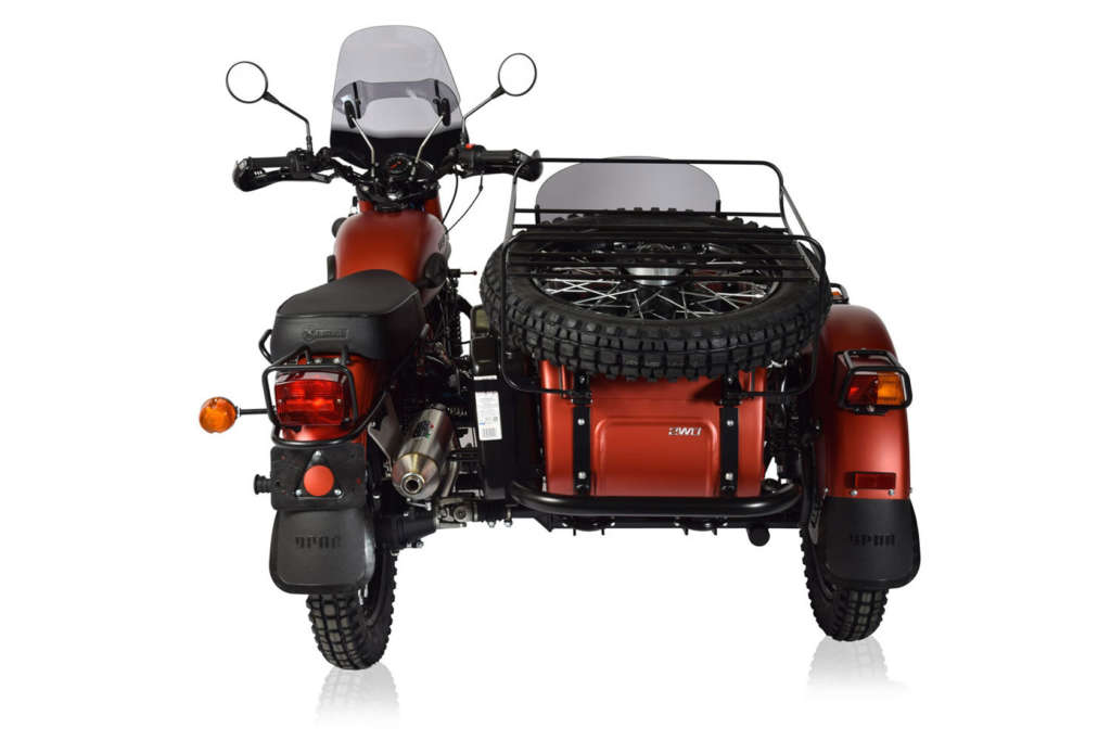 2020 URAL GearUp Adventure Package