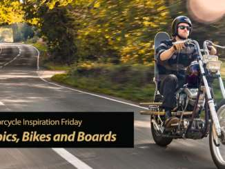 Inspiration Friday 2020 Tokyo Olympics, Harley-Davidson Customized Bikes and Skateboards