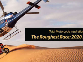 Inspiration Friday: Breath-Taking 2020 Dakar Rally Images and Scenery