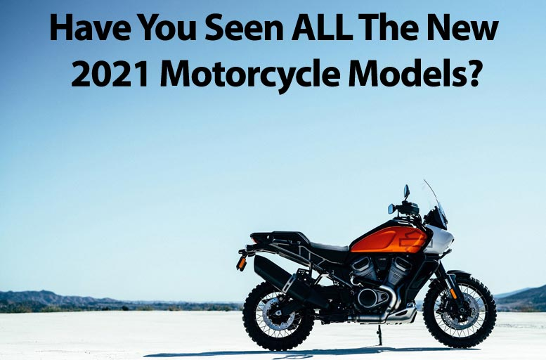 2021 Motorcycle Model Guides
