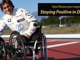 Inspiration Friday: Zanardi Talks About Staying Positive in Difficult Times