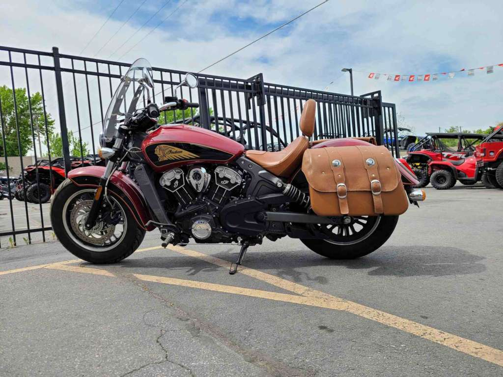A 2019 Indian Scout