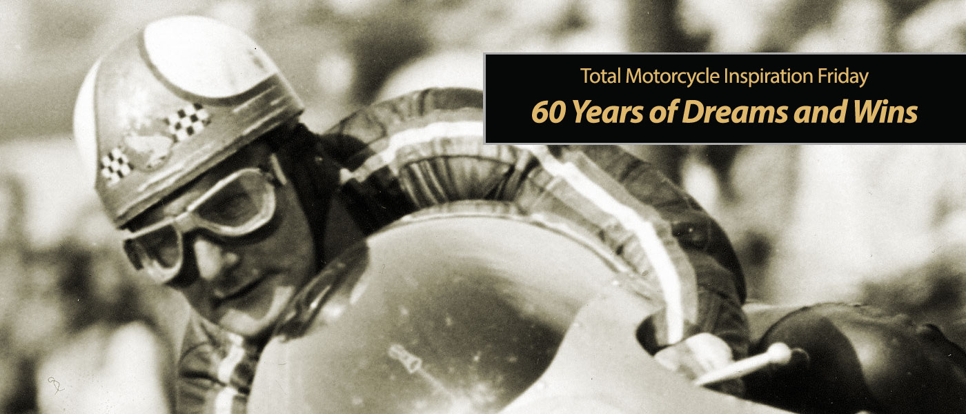 Inspiration Friday 60 Years of Dreams, Innovations and Wins