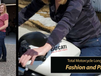 Can Fashion and Safety Meet on a Motorcycle - TMW Review