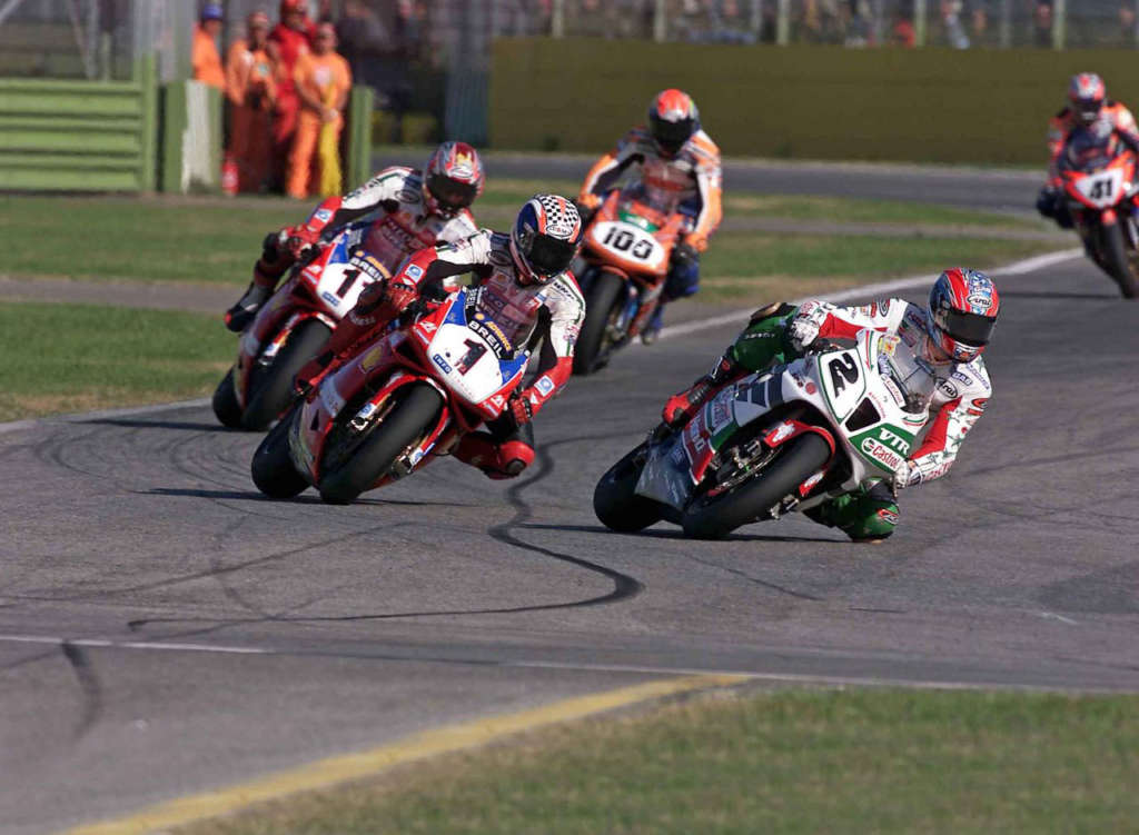 Inspiration Friday: The Motorcycle That Inspired Riders to Win 26 WorldSBK Races