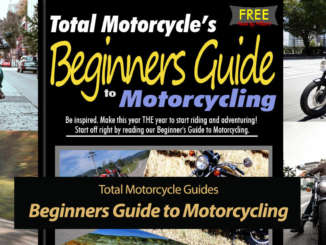 May is Here Let's Ride Beginners Guide to Motorcycling - title