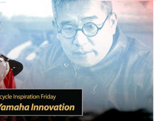 Inspiration Friday: Yamaha 65 years of Innovation, Passion & Inspiration