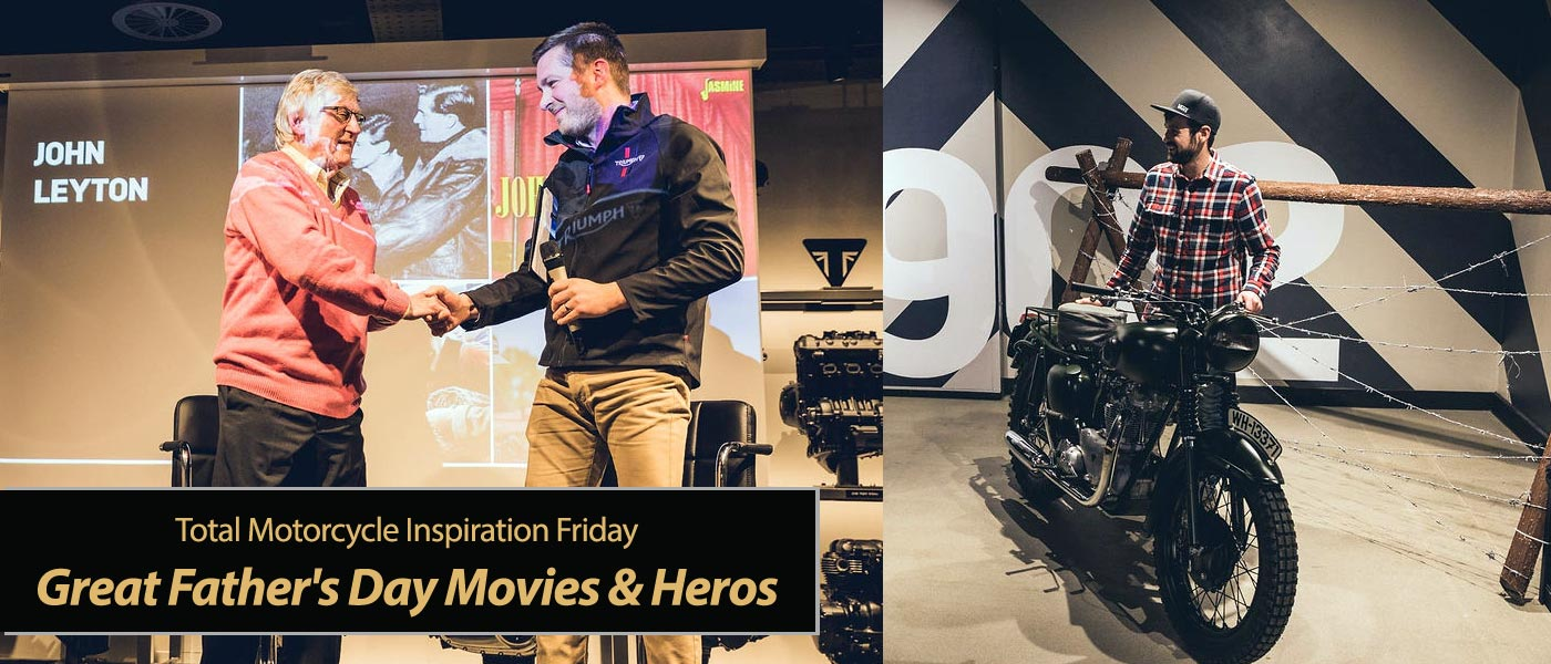 Inspiration Friday: Great Father's Day Movies and Hero Fathers