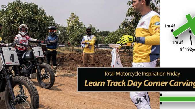 Inspiration Friday: Track Day Corner Carving 101