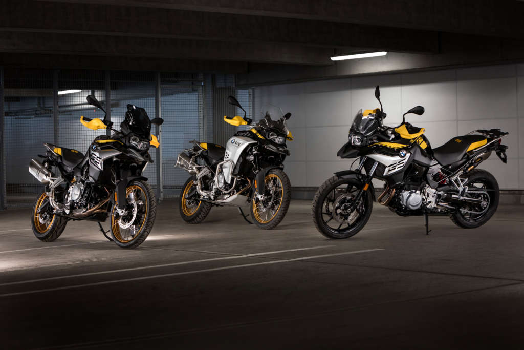 2021 BMW F850GS Adventure - F850GS - F750GS